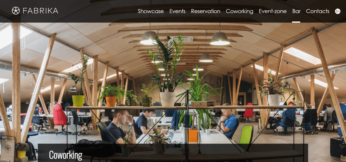 Fabrika Coworking - Kharkiv IT Market Review [Industry Research]