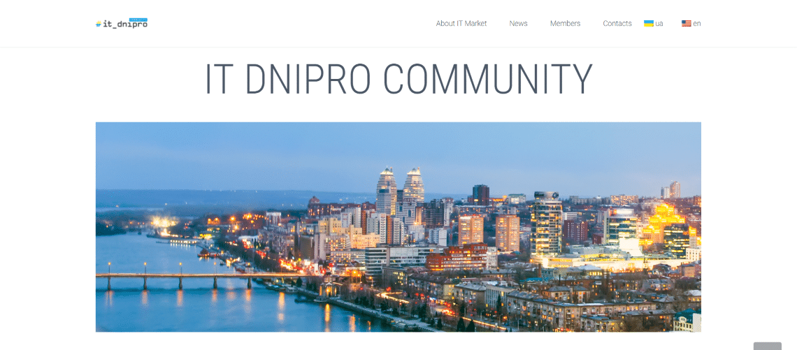 IT Dnipro Community Site - Dnipro IT Market Review [Research & Reports]