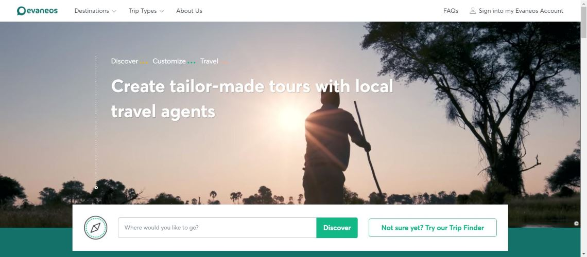 Evaneos - The Most Interesting Travel and Tourism Startups Around the World