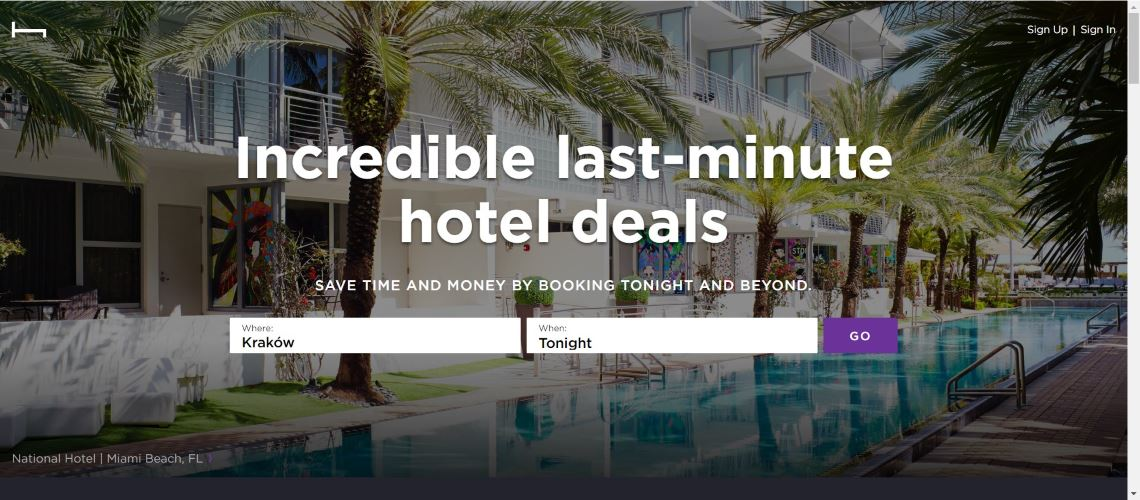 HotelToNight - 30 Best Travel Apps for Android and Iphone on the Market