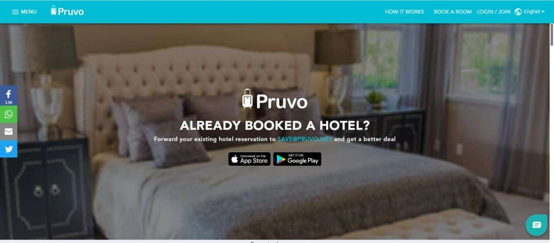 Pruvo - 30 Best Travel Apps for Android and Iphone on the Market