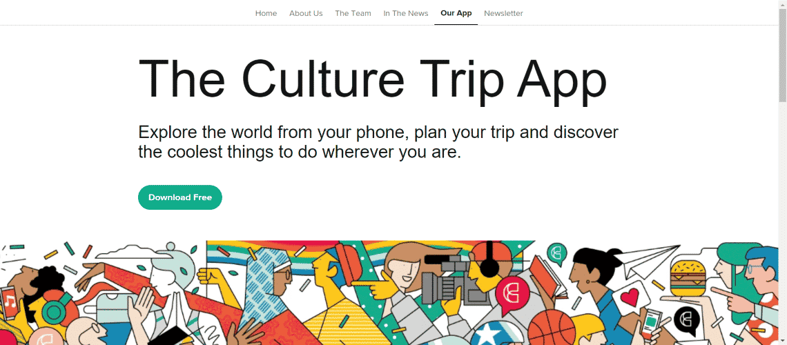 TheCultureTripApp - 30 Best Travel Apps for Android and Iphone on the Market