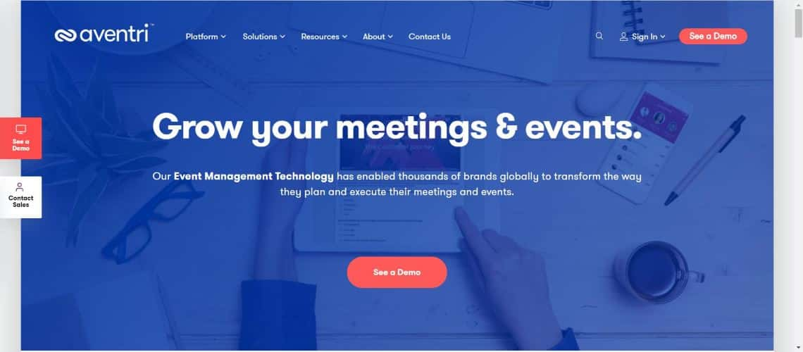 aventri - Best Event Ticketing Software and Applications