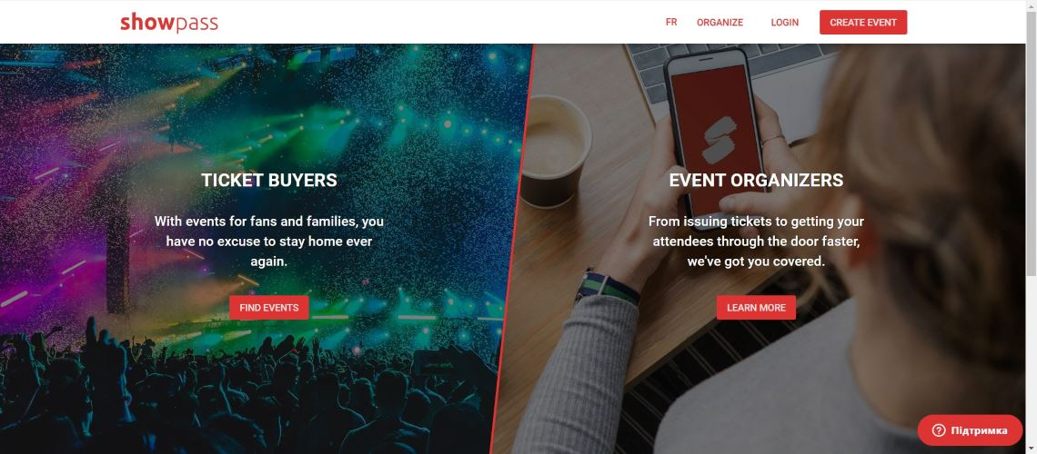 showpass - Best Event Ticketing Software and Applications