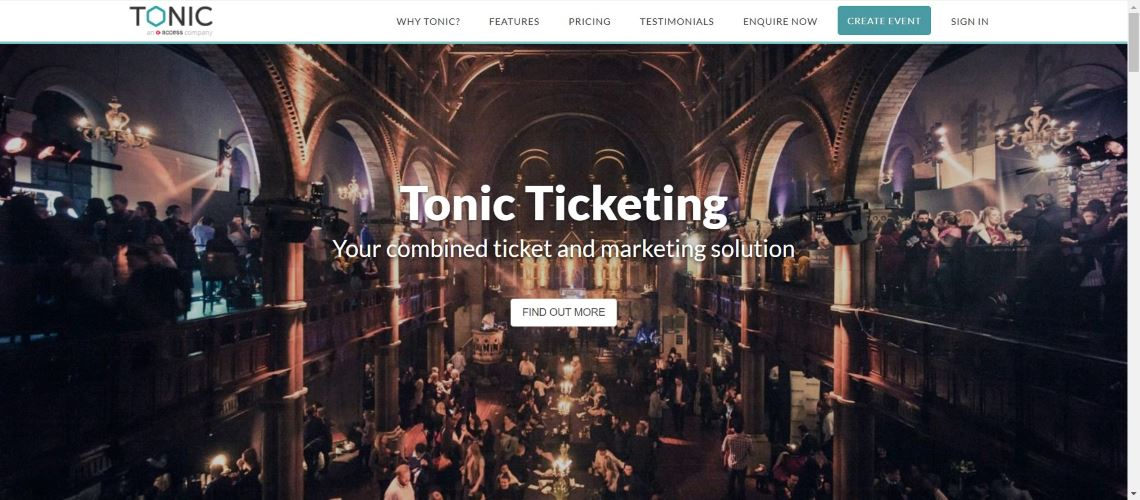 tonicticketing